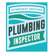 InterNACHI Certified Plumbing Home Inspector
