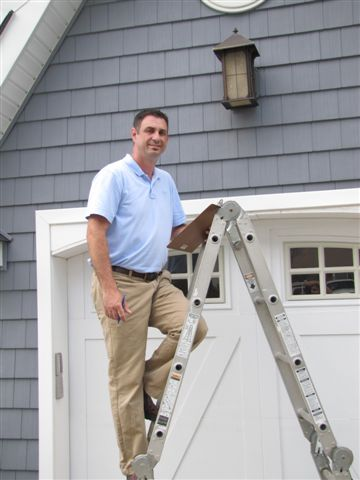 Home Inspector John Buckley