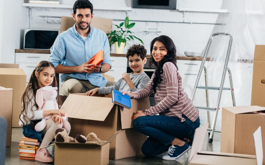 5 Moving Tips for Families